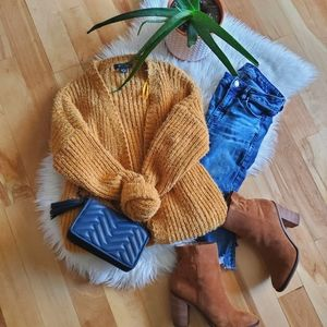 Primark fluffy open cardigan